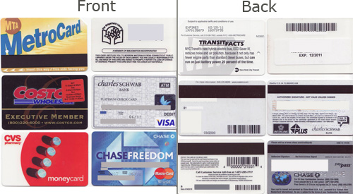 Wallet Inventory